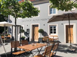 Gasthof Alter Markt, hotel in Losheim