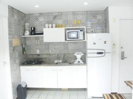 Ancorar Flat Resort 5202, hotel near Costa Dourada Shopping Mall, Ipojuca