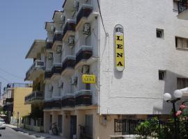 Hotel Lena: Limenas'ta bir otel