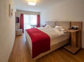 Hotel Sonne St. Moritz 3* Superior, hotel in St. Moritz