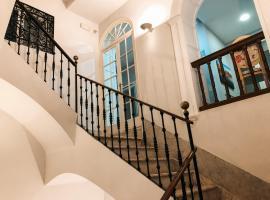 Apodaca Rooms, posada u hostería en Cádiz