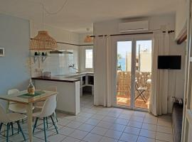 Bonito apartamento a 20m del mar, pet-friendly hotel in Es Pujols