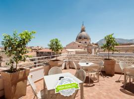 B&B Hotels - Hotel Palermo Quattro Canti, hotel a Palermo