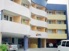 Hotel Santa Maria Madalena, hotel in União dos Palmares