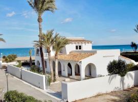 El Oasis 1ª Línea Playa, hotel en Denia