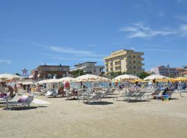 Hotel Palos, hotel a Rimini, Viserbella