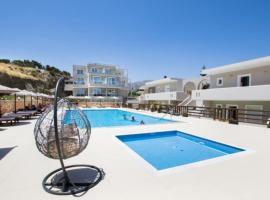 Three Stars Hotel, hotel in Karpathos