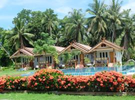 Leamsing View Resort, hotel near Laem Sing Beach, Laem Sing