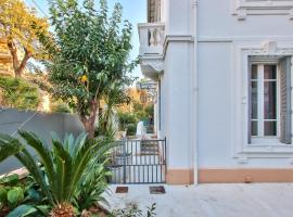 Villa Angelus, hotel in Nice
