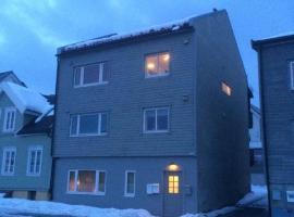 Studio1, leilighet i Tromsø