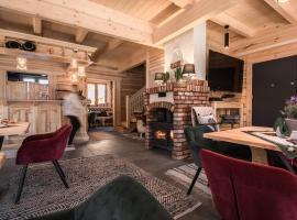 Stella doro, ubytovanie bed and breakfast v Zakopanom