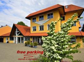 Der Marienhof Hotel Garni, hotel en Graz