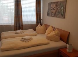 Pension RUBIN, habitación en casa particular en Bremen