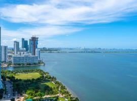 Kohcoon · Breathtaking Bayview at Grand DoubleTree, 1 bed, villa in Miami