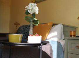 """Sunflower B&B, готель типу """"ліжко та сніданок"""" у Києві"""