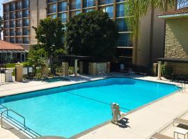 The Hotel Fullerton Anaheim, hotel in Fullerton