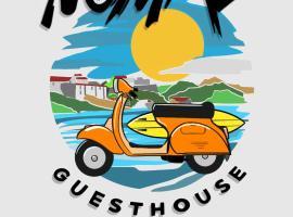 Nomad Guesthouse, B&B in Vila Nova de Milfontes
