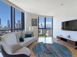 Arise Ruby Gold Coast, hotel in Gold Coast
