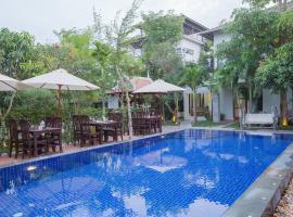 Saline Private Pool Villa, hotel in Siem Reap
