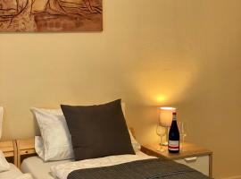 estrella LIVING ROOMS 87, hotel in Herne