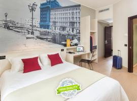 B&B Hotel Trieste, отель в Триесте