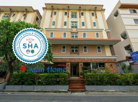 Salin Home Hotel Ramkhamhaeng, hotel in Bangkok