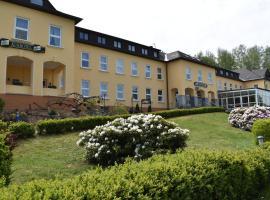 Kurhotel Bad Schlema, Hotel in der Nähe von: Deutsche Raumfahrtausstellung, Bad Schlema