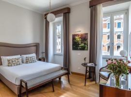Relais Rione Ponte, hotel boutique en Roma