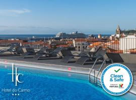 Hotel do Carmo, hotel in Funchal