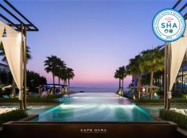 Cape Dara Resort, отель в городе Северная Паттайя