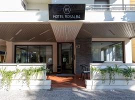 Hotel Rosalba, hotel near Adriatic Golf Club Cervia, San Mauro a Mare