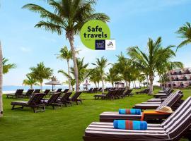 JA Palm Tree Court, hotel near The Outlet Village Dubai, Dubai
