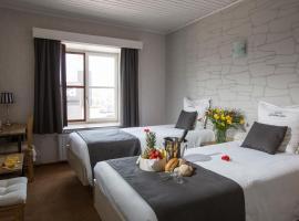 Groeneveld, hotel in Ostend
