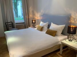 Suite Appartement Friesenhof, Unterkunft zur Selbstverpflegung in Hannover