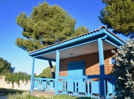 Martigues, les Chalets de la Mer ****, camping à Martigues