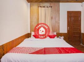 OYO 1543 Sibayak Ncole, hotel di Berastagi