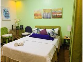 OYO 670 Balai Hardin, отель в Пуэрто-Принсеса
