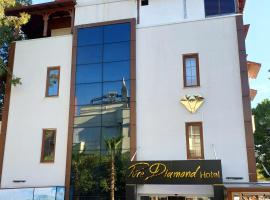 Pure Diamond Hotel, hotel near Antalya Airport - AYT, Antalya