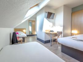 B&B Hôtel PERPIGNAN Nord Aéroport, hôtel  près de: Aéroport de Perpignan - Rivesaltes - PGF
