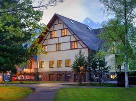 Hotel Tulipan, hotel in Tatranská Lomnica
