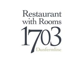 Rooms at 1703, hotel near Forth Bridge, Dunfermline