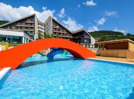 Spa Hotel Select - Halfboard, отель в Велинграде