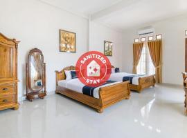 OYO 3468 Ndalem Gusti Ayu, hotel in Yogyakarta