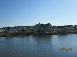 Point of View Suites, hotel em Louisbourg