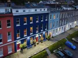 Sheilas Tourist Hostel, hotel in Cork