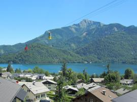 Apartment Wolfgangsee Blick - SGW100, apartment in Sankt Gilgen