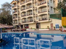 Royale Assagao, hotel near Thivim railway station, Anjuna