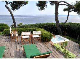 Premium apartment Natura, villa in Izola