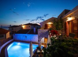 Villa Toka, spa hotel in Petrcane
