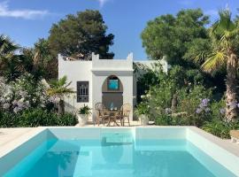 Kasbah Andaluz guest house, hotel near Club de Golf Campano, Chiclana de la Frontera